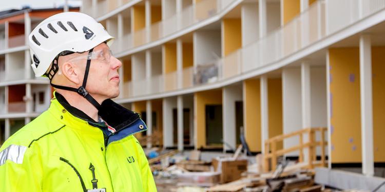 LTU-Urakointi Oy:lle kunniamaininta Rakennusteollisuuden järjestämässä Turvallisesti 2000-luvulla kilpailussa